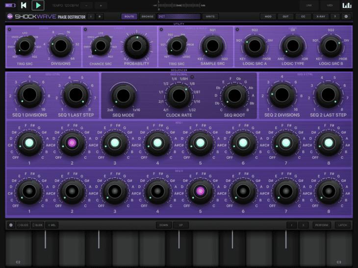 Numerical Audio Shockwave iOS Seite 2 Standalone