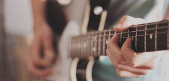 Workshop: Gitarre lernen für Anfänger, C-Dur-Tonleiter