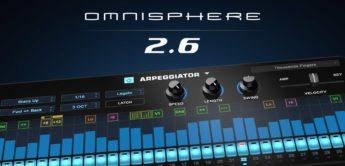 NAMM 2019: Spectrasonics bringt kostenloses Omnisphere-Update 2.6