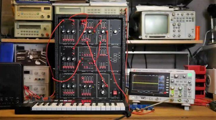 Omnisyn System 700 Lab – Prototyp
