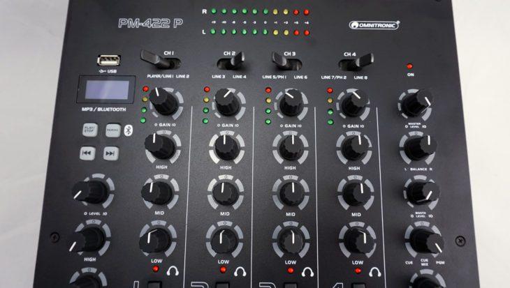 Omnitronic PM-422P