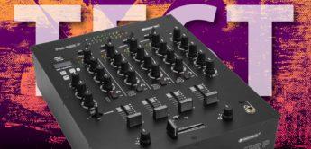Test: Omnitronic PM-422P, DJ-Mischpult