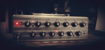 One Control BJF-S66, Transistor Verstärker