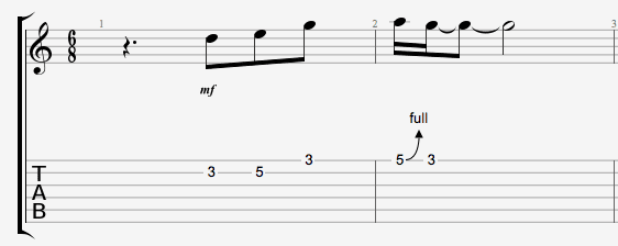 Blues Licks und Patterns