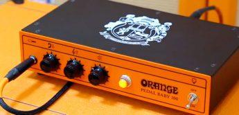 Test: Orange Pedal Baby 100, Gitarrenendstufe