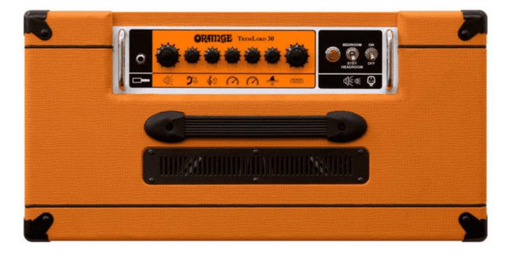 Orange TremLord Vogel
