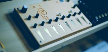 Otem Rellik Cirrus, polyphoner Touch FM-Synthesizer