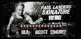 Test: Tech 21 Fly Rig PL 1 Paul Landers, Gitarreneffekt Pedal