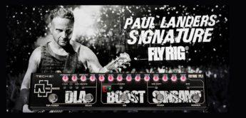 Test: Tech 21 Fly Rig PL 1 Paul Landers, Gitarreneffekt Pedal