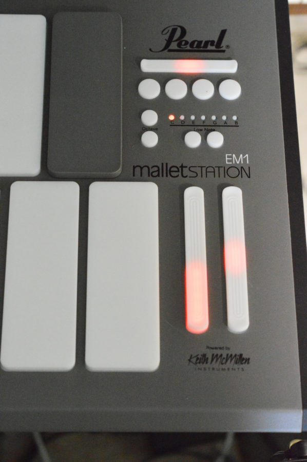 Pearl Malletstation EM1 - Controller