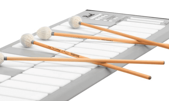 Test: Pearl EM1 Malletstation, Mallet MIDI-Keyboardcontroller