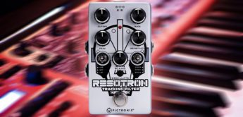 NAMM 2019: Pigtronix Resotron – 70er Jahre Synth-Sounds in Pedalform