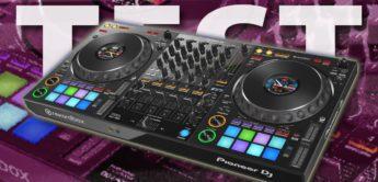 Test: Pioneer DDJ-1000SRT, DJ-Controller