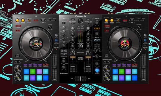 Test: Pioneer DDJ-800, DJ-Controller