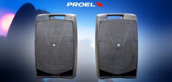 Test: Proel V15 Plus, Aktivlautsprecher