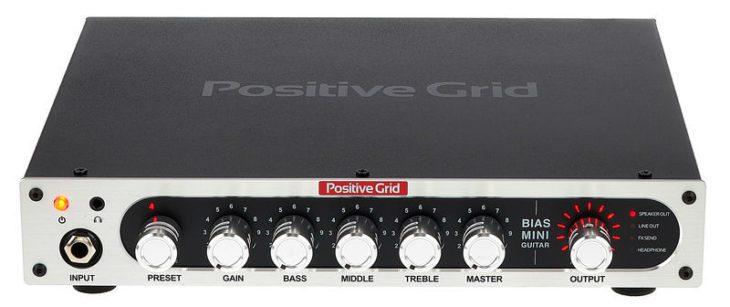 Positive Grid Bias Mini - Front