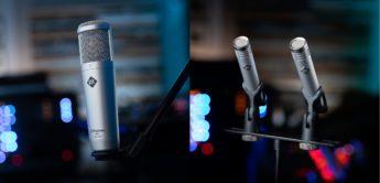 Presonus stellt neue Budget-Studiomikrofone PX-1 und PM-2 vor