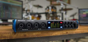 Test: Presonus Studio 1810c, USB-Audiointerface