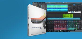 Presonus Studio One 4.5 – großes Update der DAW