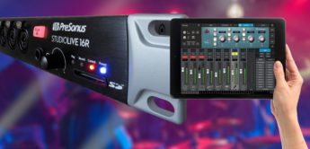 Test: Presonus StudioLive R16, digital Rackmischpult Audiointerface