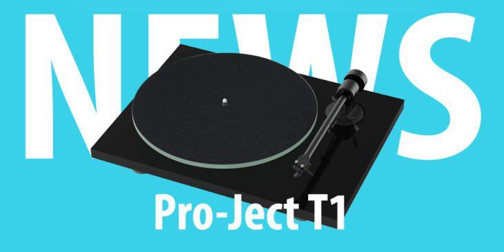Pro-Ject T1