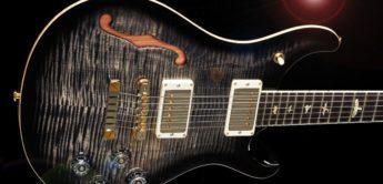 Test: PRS McCarty 594 Semi Hollow, E-Gitarre
