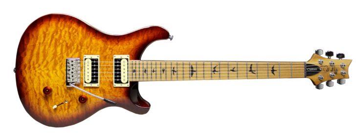 PRS SE Custom 24 Roasted Maple Bild 1