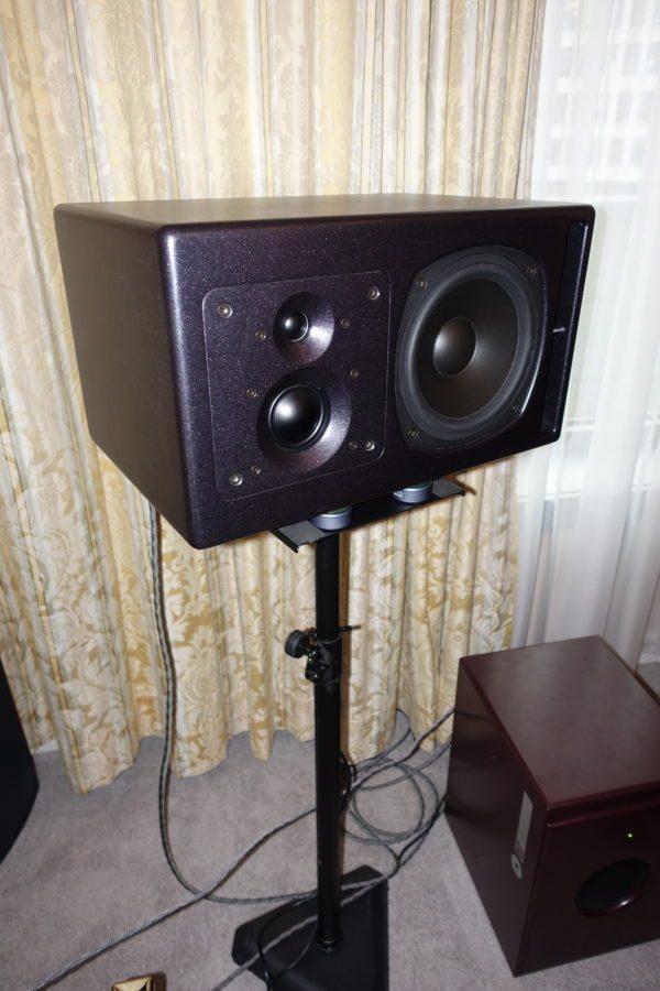 PSI Audio A23-M mit Subwoofer