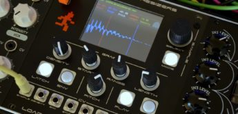 Pulse Synthesizers Load Runner, Granular Synth-Modul