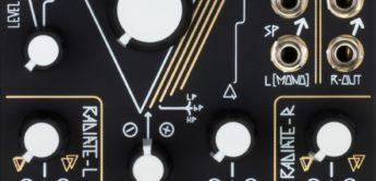 NAMM 2019: Make Noise stapelt vier Filter im QPAS