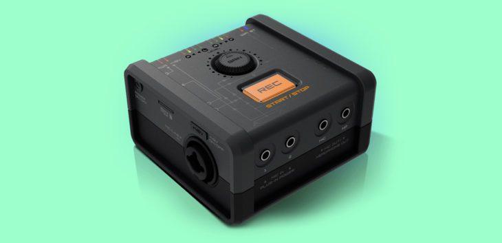 reclouder audio recording