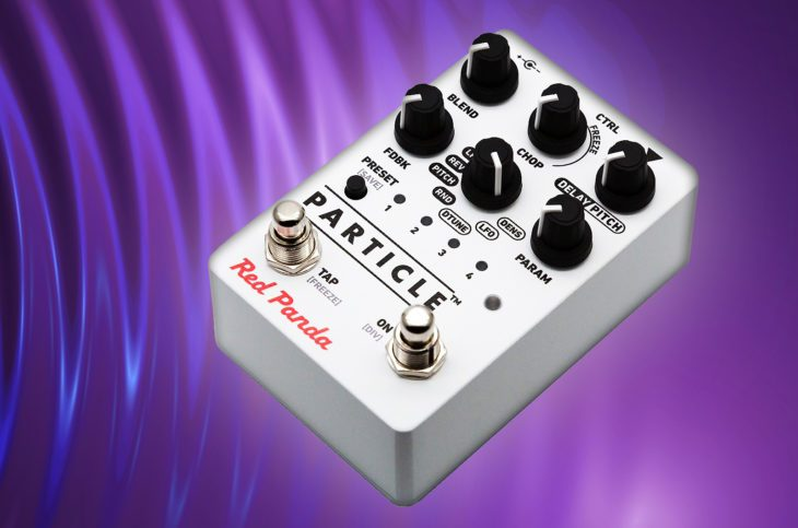 Test: Red Panda Particle 2, Gitarren Effekt-Pedal