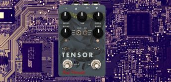 Test: Red Panda Tensor, Looping/Delay-Pedal