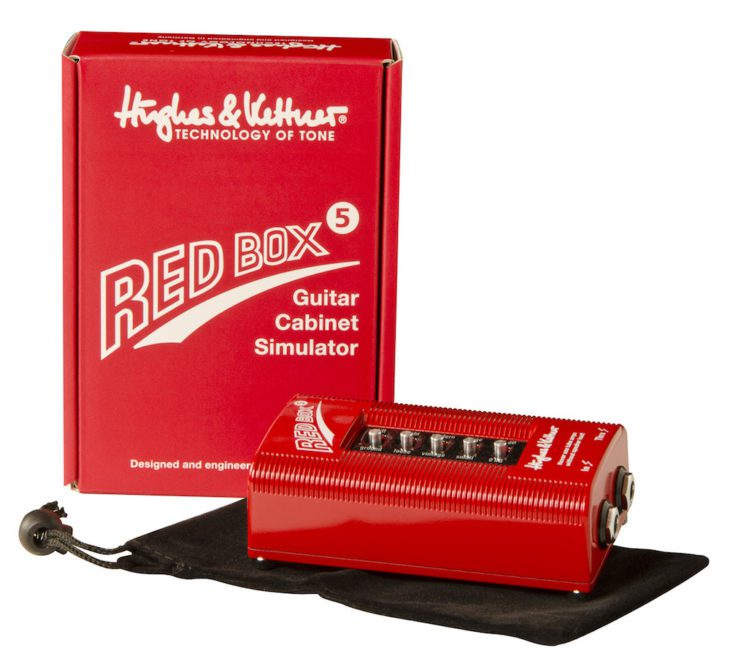 Hughes & Kettner ATS Thirty Red Box
