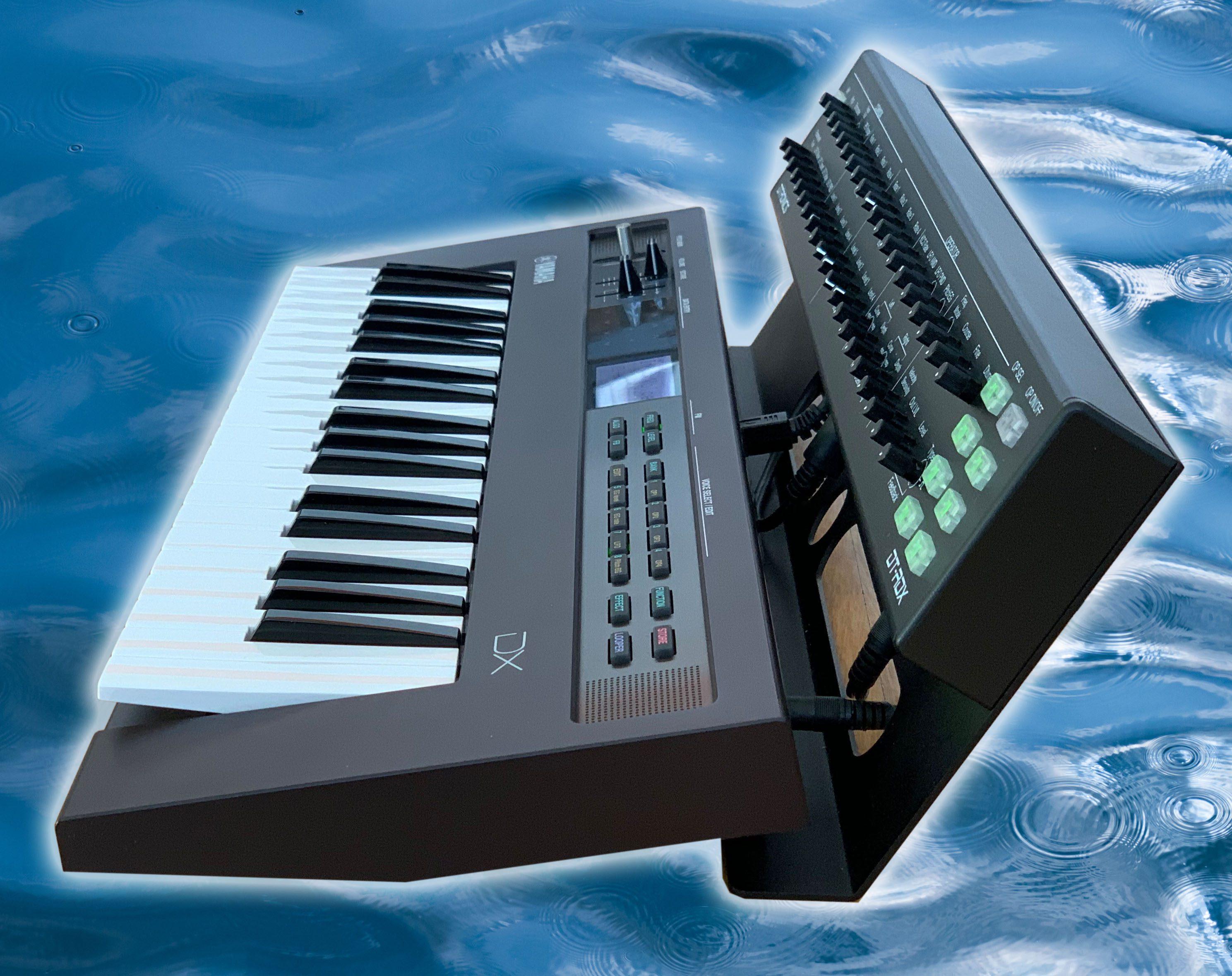 Test: Yamaha Reface DX, FM-Synthesizer - AMAZONA de