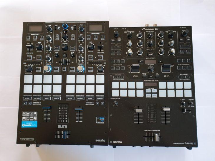 Reloop Elite Pioneer DJM-S9