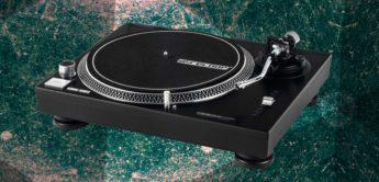 Test: Reloop RP-1000 MK2, DJ-Plattenspieler