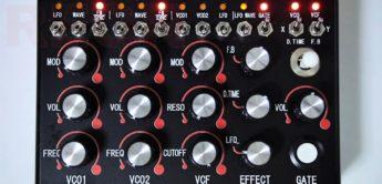 News: Reon Driftbox SIII – neue Runde für den raren Analogsynthesizer