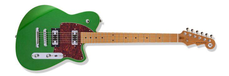 Reverend Guitars Flatrock E-Gitarre
