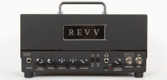 REVV stellt das D20 Gitarrentopteil vor