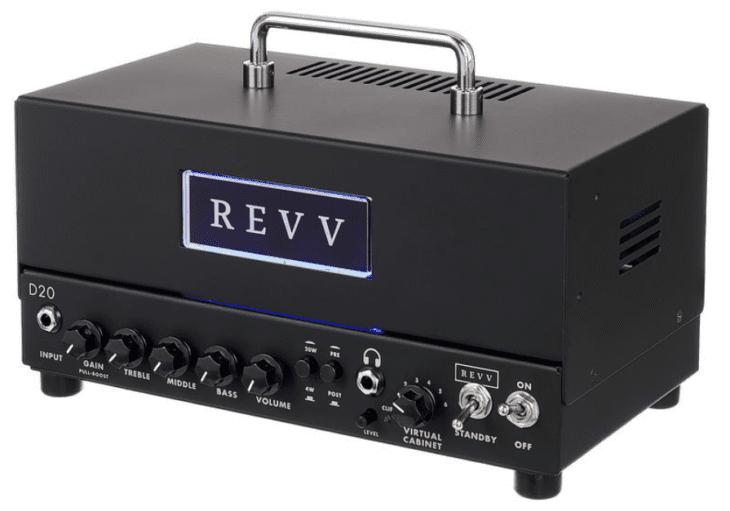Revv D20 Front 1