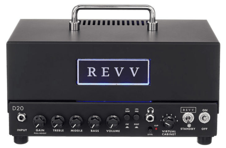 Revv D20 Frontal