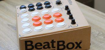 Rhythmo Beatbox, günstige DIY-Groovebox