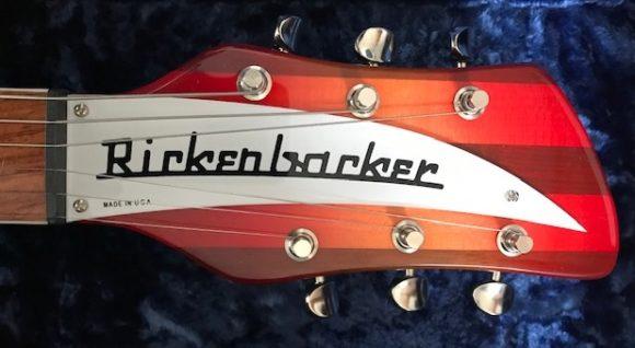 Rickenbacker 381V69 Kopf