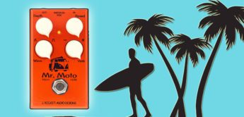 Test: Rockett Mr. Moto, Gitarren Tremolo Hall Pedal