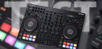 Test: Roland DJ-707M, DJ-Controller