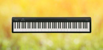 Test: Roland FP-10, mobiles E-Piano