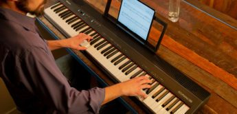 Test: Roland Go Piano 88, mobiles E-Piano