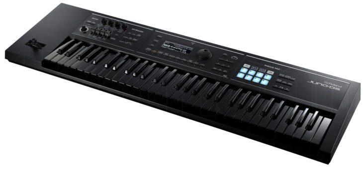 Roland Juno-DS61B Black Edition