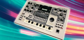 Black Box: Roland MC-505, JX-305 Groovebox